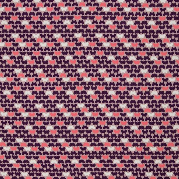 Butterflies by lycklig design, Viskose Webware