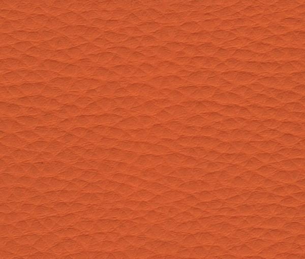 Roxana, Felt Backed Imitation Leather, Plain, orange