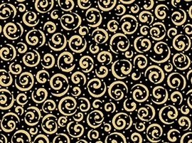 Metals by Quilting Treasures, Patchwork Cotton