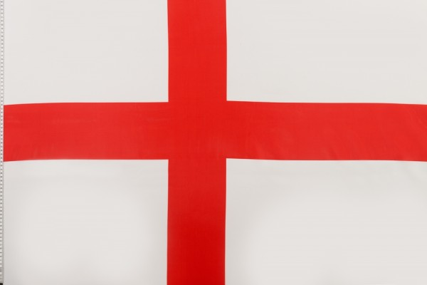 St.George Cross, Polyester Webware, Flagge England
