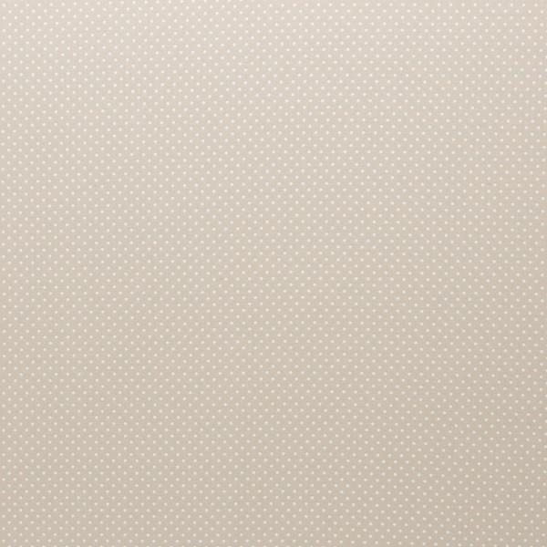 Judith **Öko-Tex Standard 100**, Woven Cotton, Dots, 7 mm, bordeaux