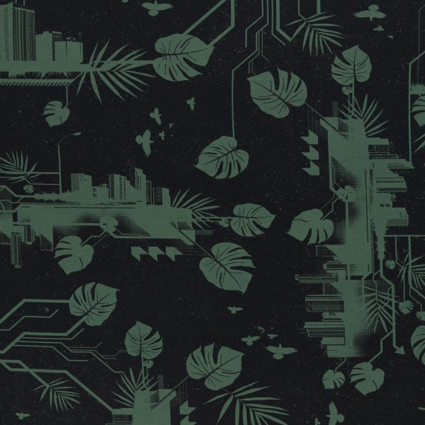 Urban Jungle by Thorsten Berger, Jersey Baumwolle