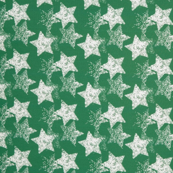 Grunge Star by jolijou Swafing exclusive, French Terry