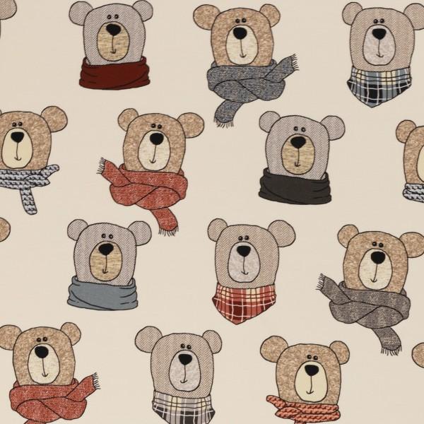 Sweet Bears, Jogging brushed