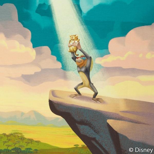 Disney - Der König Der Löwen, Jersey Baumwolle