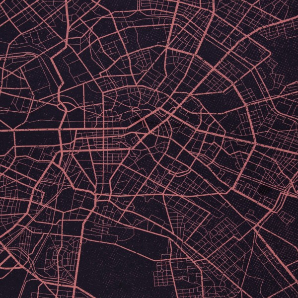 Urban Network by Thorsten Berger, French Terry