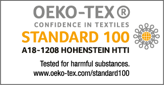 STANDARD 100 by OEKO-TEX®