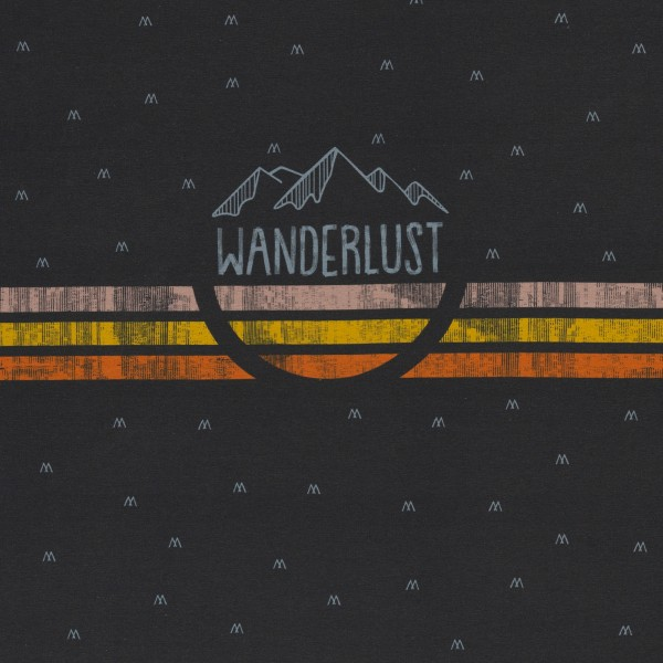 Wanderlust by Käselotti, French Terry