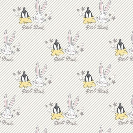 Looney Tunes Little Dreamer by Camelot Fabrics, Baumwolle Webware