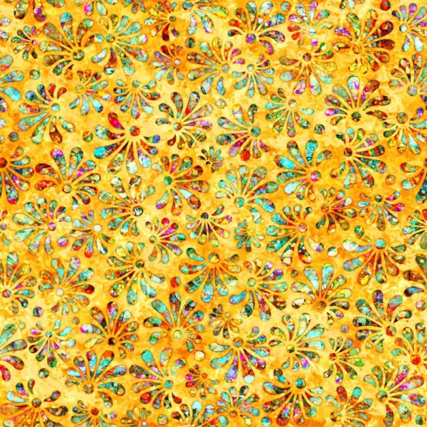 Radiance Evolution by Quilting Treasures, Patchwork Cotton