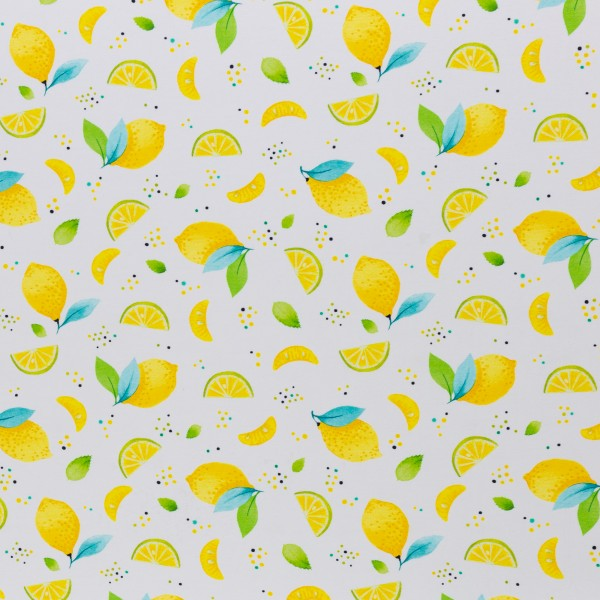 Sun & Lemon, Cotton Jersey