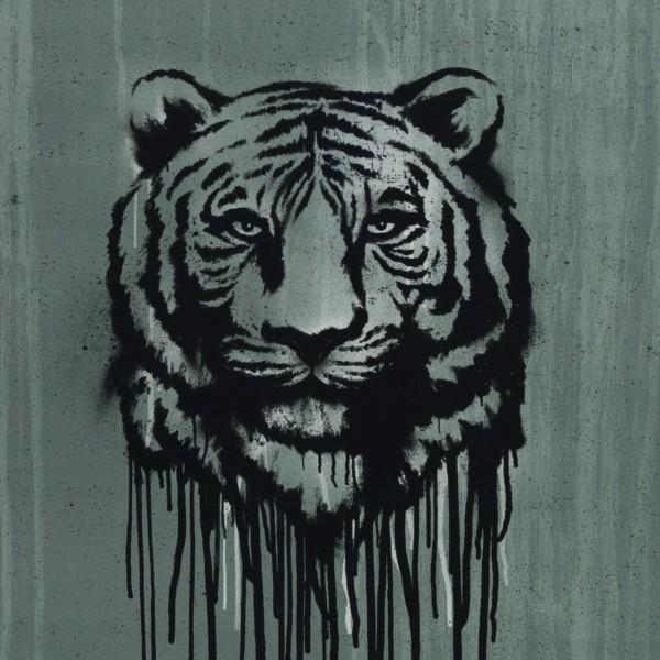 Wild Tiger by Thorsten Berger, Cotton Jersey
