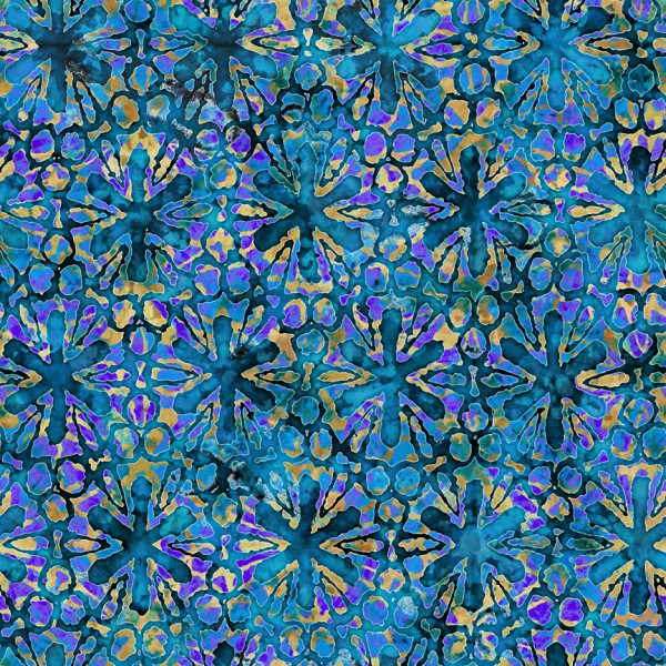 Tropicalia by Quilting Treasures, Patchwork Cotton