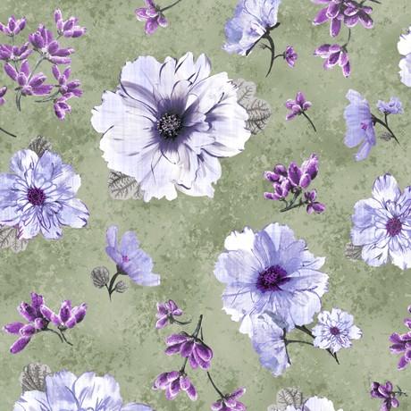 Simone by QT fabrics, Patchwork Cotton