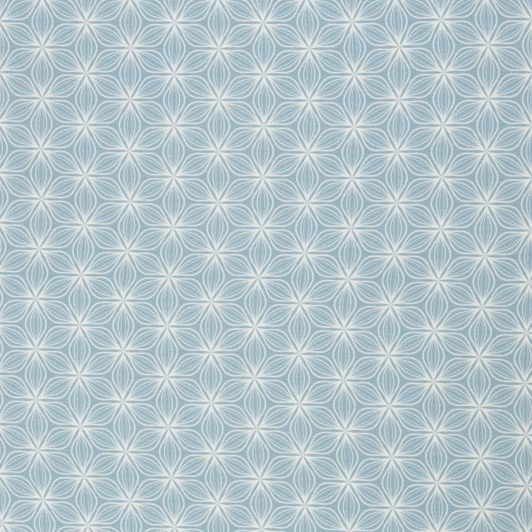 Puristic Flowers by lycklig design, Viscose Jersey